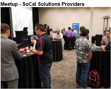 Meetup SoCal Solution Providers